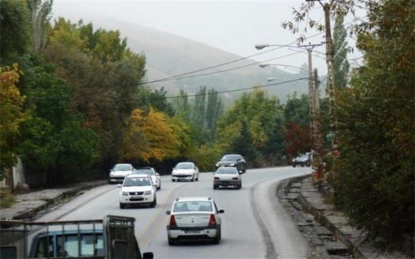 تردد جاده ای 4.5 درصد افزایش یافت