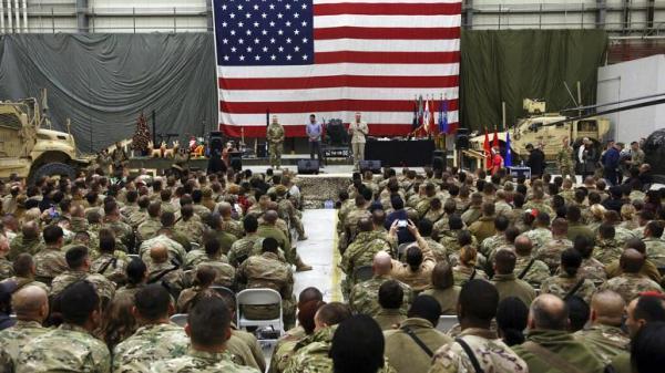 پیامدهای خروج نظامیان آمریکا از پایگاه بگرام در افغانستان