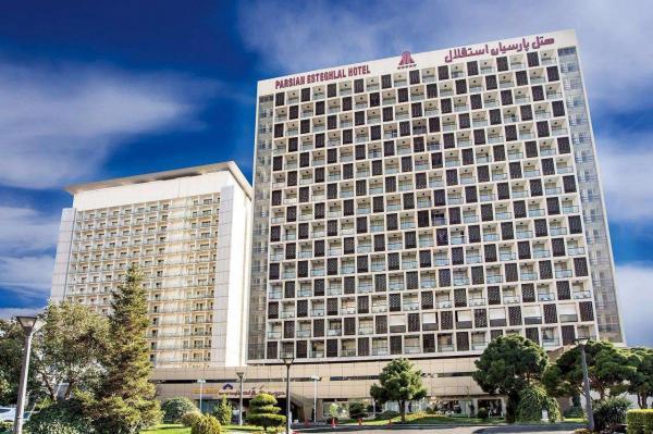 آشنایی با هتل استقلال و 3 هتل لوکس دیگر در تهران
