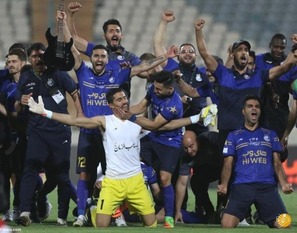 آمار باشکوه استقلال در جام حذفی