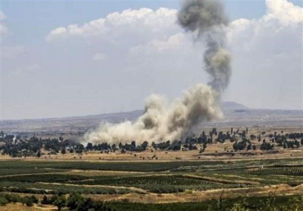 پایگاه نظامیان آمریکا در سوریه مورد هدف نهاده شد