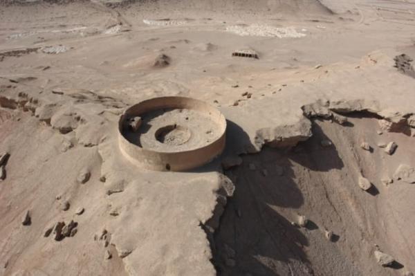دخمه زرتشتیان یا برج خاموشان؛ جاذبه تاریخی و پر رمز و راز یزد، عکس