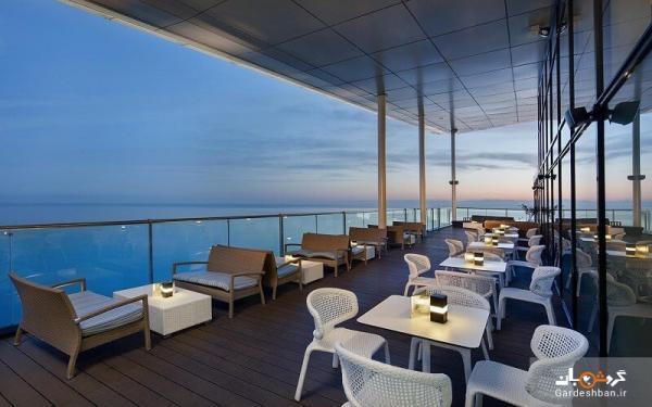 هتل هیلتون باتومی (Hilton Batumi) ،از هتل های 5 ستاره و بی نظیر شهر