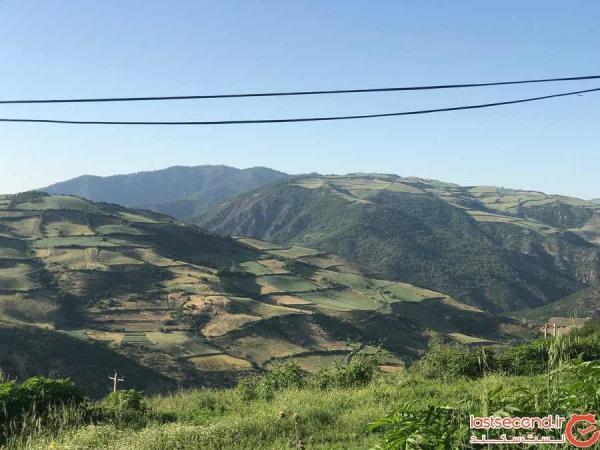 روستای ده چناشک؛برترین مکان برای تعطیلات تابستان، تصاویر