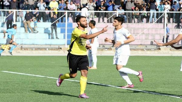 مرگ ناگهانی فوتبالیست برازجانی