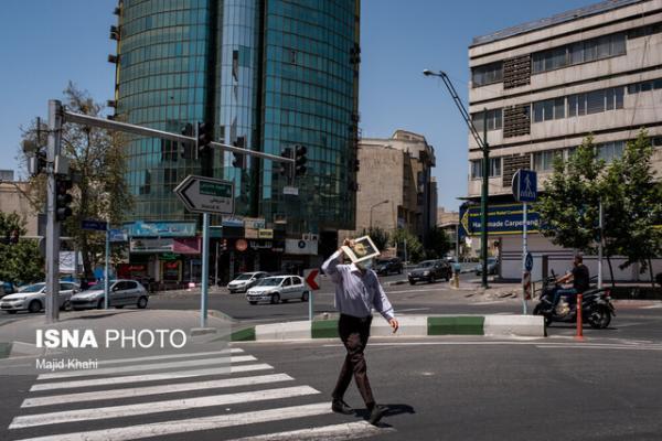 پیش بینی آسمان صاف برای تهران، افزایش غلظت آلاینده ها در هوای مرکز
