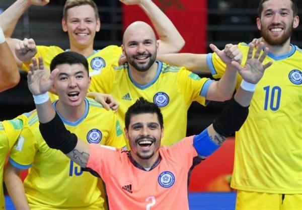 تور برزیل: جام جهانی فوتسال، آشنایی با قزاقستان؛ رقیب ایران در یک چهارم نهایی، تاریخ سازی دیگر با شکست برزیلی دیگر؟